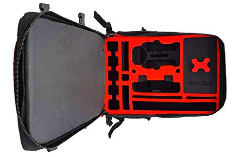 mc-cases® Mochila para dji Mavic Air 2 - dji Controlador estándar o dji Smart