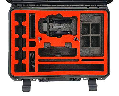 mc-cases® - Maletín de Transporte para dji Mavic Air 2