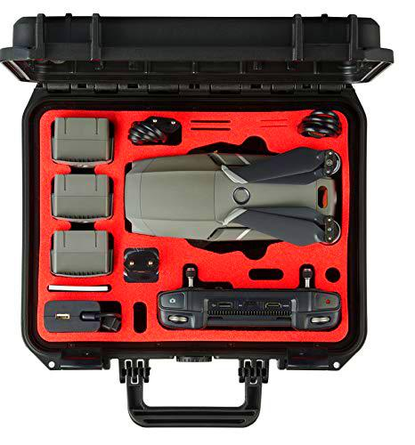 MC-CASES® Maletín para dji Mavic 2 Pro/Zoom y dji Smart Controller